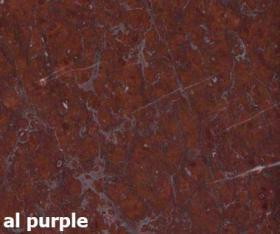 al purple