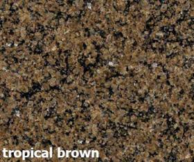 tropical brown