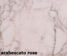 arabescato rose