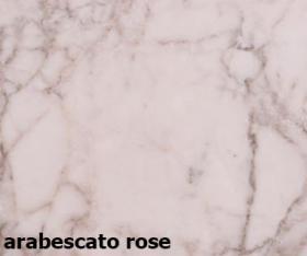 arabescato rose