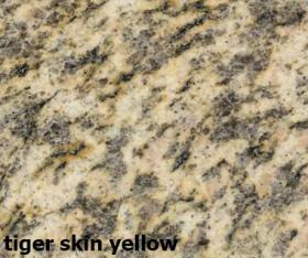 tiger skin yellow
