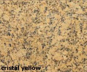 cristal yellow