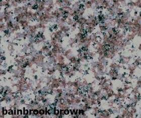 bainbrook brown