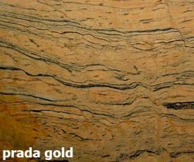 prada gold